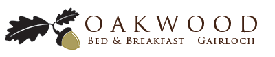 Oakwood B&B Logo